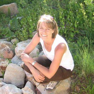 Julie Lomax portrait